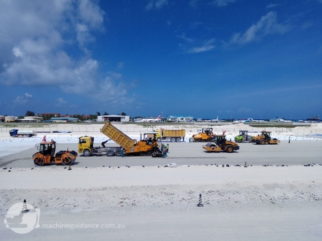 Maldives Airport Expansion Project