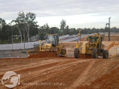 Integrating survey tools with earthworks machinery to increase productivity.