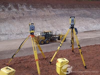Smart instruments allow surveyors and machine control users to work together.