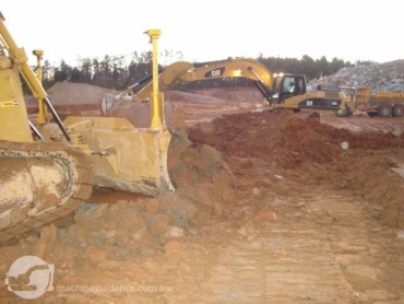 Sargent Corporation GPS Dozer