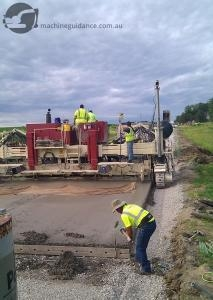Paving with Machine Control