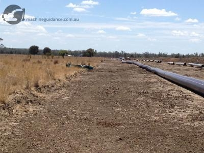 Gas Gathering Pipeline Corridor